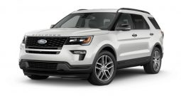 Ford Explorer Sport Eco SE7