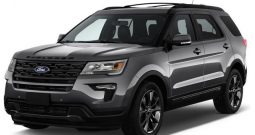 Ford Explorer Platinum 4WD SE7