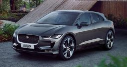 Jaguar i-Pace Coupé
