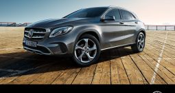 Mercedes Benz GLA 220d 4 Matic AMG